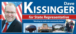 Dave Kissinger for State Representative